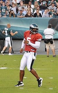 Donovan McNabb American football quarterback