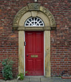 Doorway - The Old Police Station - geograph.org.uk - 1164442.jpg