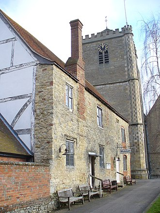 Dorchester Abbey Museum - Dorchester Abbey Museum.
