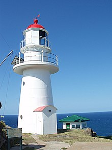 1 Point Safety >> Double Island Point Light - Wikipedia