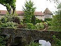 Dovecote of the ancien farm builiding des Lyons in Santeny P1080961.JPG