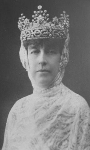 Princess Hélène of Orléans - Image: Dowager Duchess Di Aosta