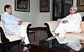 Dr. SC Jamir with Naveen Patnaik 01.jpg