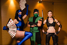 Mortal Kombat - Wikipedia