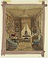 Drawing, Interior of a Dressing Room with Tented Ceiling, 1848 (CH 18794669-2).jpg
