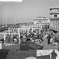Drukte in de strandpaviljoens te Zandvoort, Bestanddeelnr 912-1176.jpg