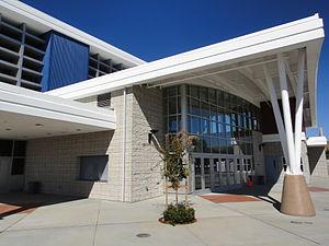 Dublin High School (California) - DHS Sports Complex