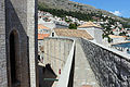 Dubrovnik, camminamento sulle mura 02.JPG