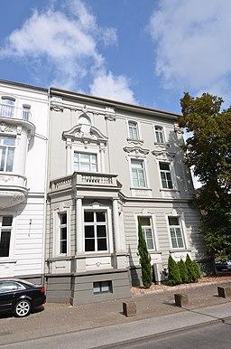 Hedwigstraße in Duisburg