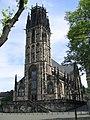 Duisburg Salvatorkirche Turm.JPG