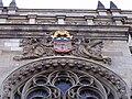 Duisburger Wappen am Rathaus Duisburg.JPG