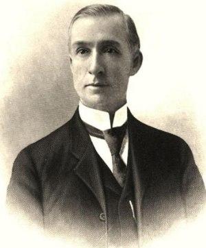 Dunbar Rowland - Dunbar Rowland, circa 1905