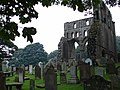 Dundrennan Abbey Churchyard - geograph.org.uk - 698124.jpg