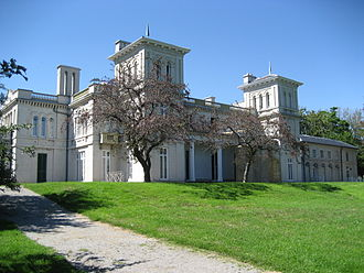 Dundurn Castle - Dundurn Castle (back)