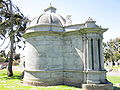 Dunphy-Carmen family vaults, Holy Cross, Colma 4.JPG