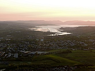Duntocher - Duntocher and the Clyde