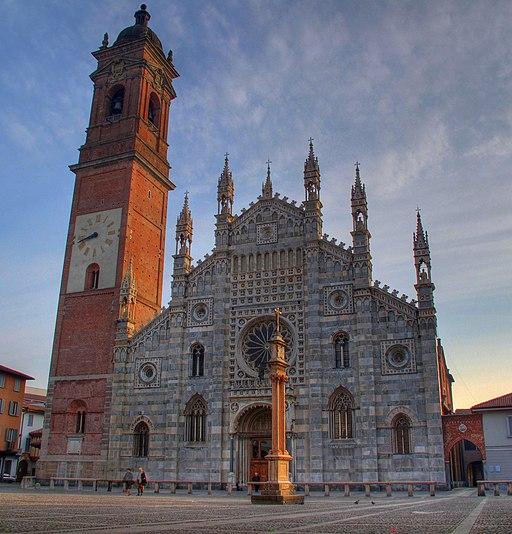 Duomo Monza italy