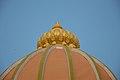 Durga Puja Pandal Dome - Ekdalia Evergreen - Ekdalia Road - Kolkata 2014-10-02 8872.JPG