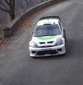 François Duval - Duval-Prevot 2004 Monte-Carlo