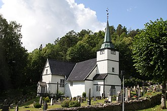 Tvedestrand - Dypvåg Church