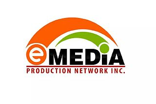 EMedia Productions Television station in the Philippines