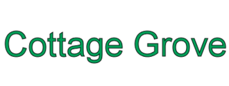 Cottage Grove station - Cottage Grove destination sign