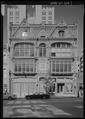 East Elevation - James Conroy Building, 725-29 North Milwaukee Street, Milwaukee, Milwaukee County, WI HABS WI-364-1.tif