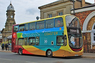 East Yorkshire (bus company) Bus operator in East and North Yorkshire