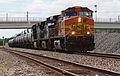 Eastbound BNSF manifest at Rosenberg TX.jpg