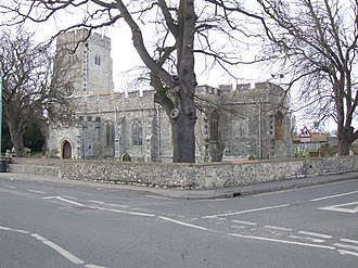 Eastchurch - Image: Eastchurch Sheppey 9223