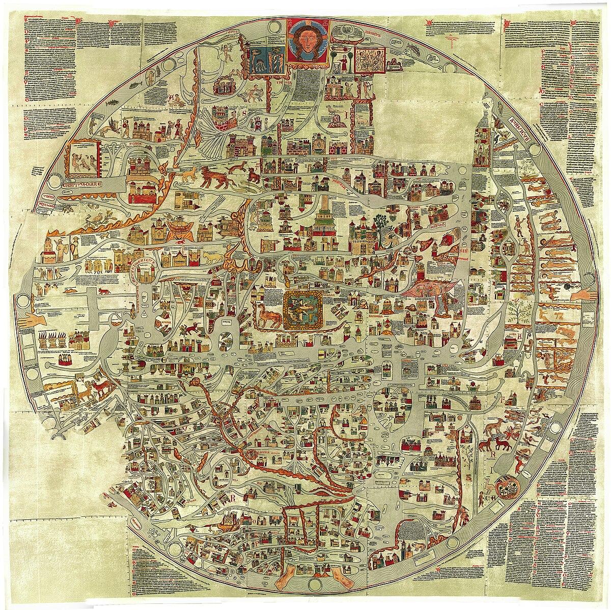Ebstorf Map Wikipedia - Map pa
