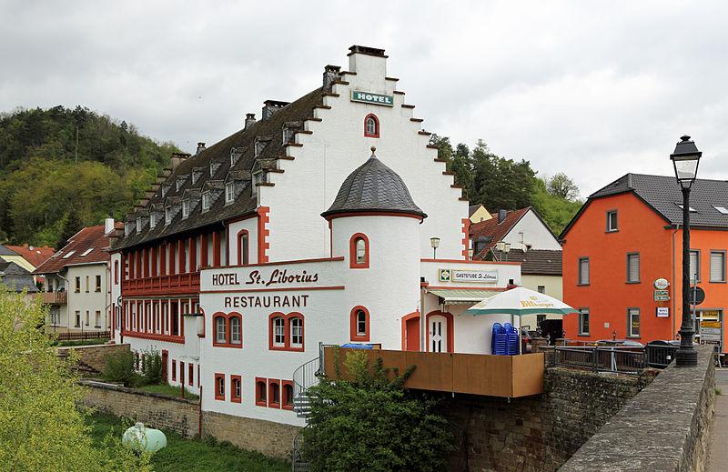 Hotel De La Sure Echternach