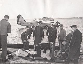 1940 Floyd Bennett Field midair crash