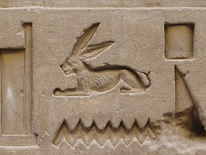 Night (hieroglyph)