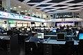 Editorial rooms of Ynet IMG 3391.JPG