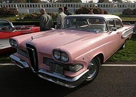 1958 Edsel Ranger 4 Door Sedan