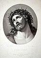 Eduard Mandel (1810–1882), Ecce Homo, nach Reni, Kupferstich, D1637.jpg
