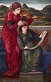 Edward Burne-Jones, 'Music', 1877. Oil on canvas.jpg