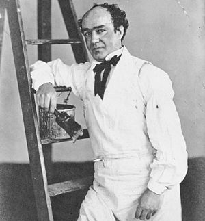 Edward Oxford - Edward Oxford, photographed by Henry Hering c. 1856
