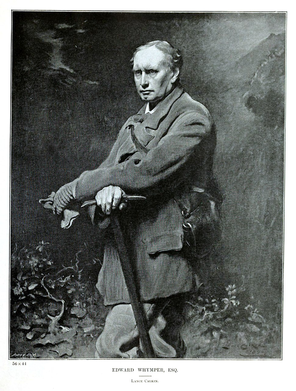 Edward Whymper Calkin
