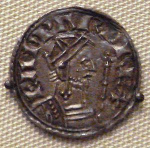 Siward, Earl of Northumbria - Coin of King Edward