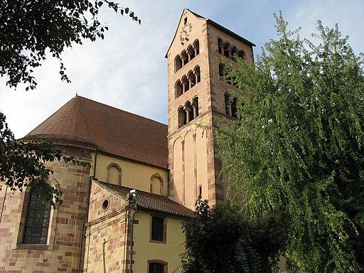 Eglise St Sébastien Soultzmatt