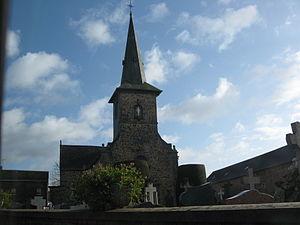 Mondevert - The church of Sainte-Marie-Madeleine