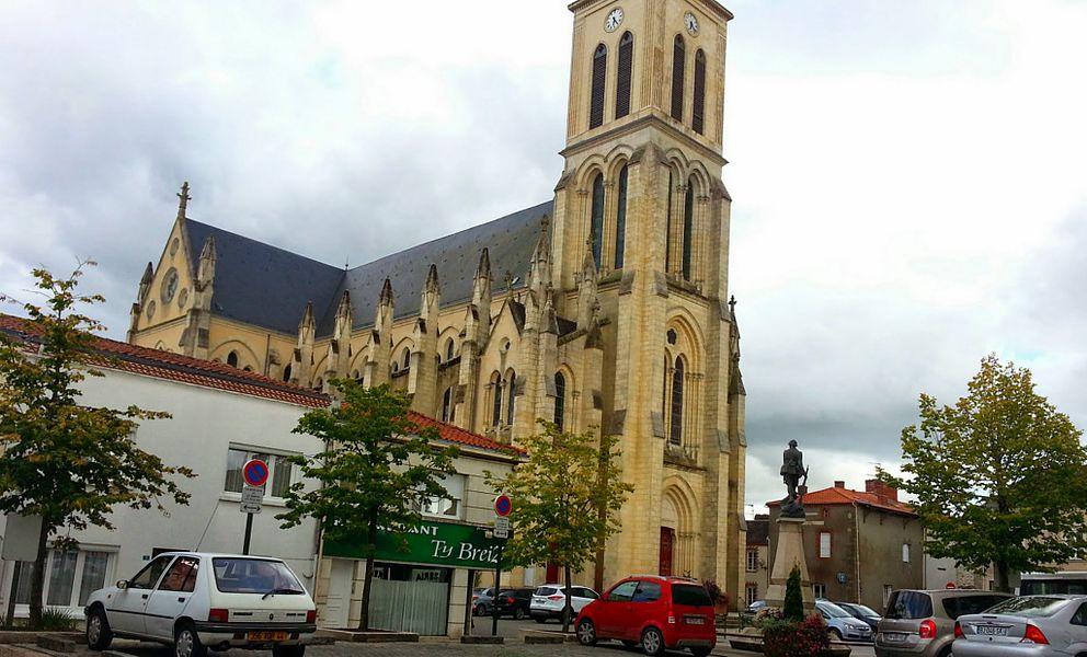 Eglise de Vieillevigne, Loire-Atlantique