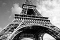 Eiffel Tower black and white.jpg