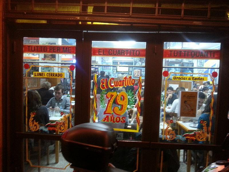 Tomar café da manhã em Buenos Aires