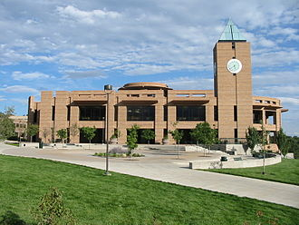 University of Colorado Colorado Springs - Kraemer Library