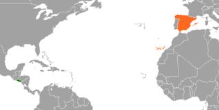 El Salvador–Spain relations Diplomatic relations between the Republic of El Salvador and the Kingdom of Spain