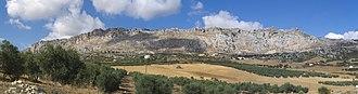 El Torcal de Antequera - Image: El Torcal Massiv