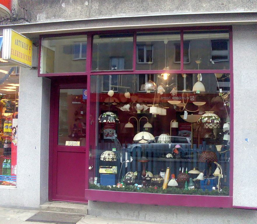 electric shop